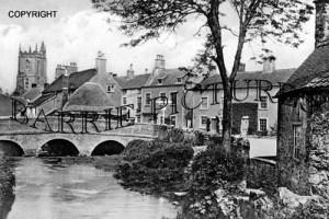 Nunney, c1940