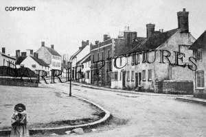 Stogursey, Fore Street 1905