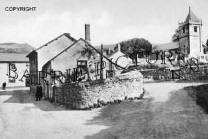 Timberscombe, c1905