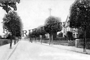 Wells, Priory Road 1907