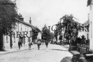 Williton, Long Street c1910