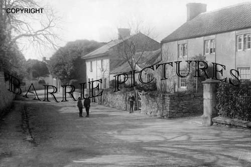 Wookey, Village 1911
