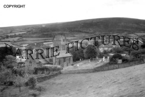 Wootton Courtenay, Dunkerry Hill 1944