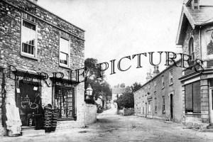 Wrington, High Street c1910