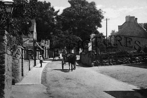 Yatton, High Street 1911