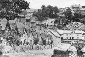 Beer, Village c1945