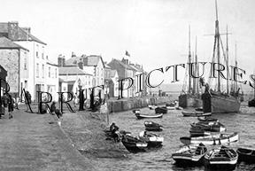 Appledore, The Quay c1905