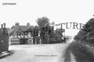 Ashurst, Lyndhurt Road c1900