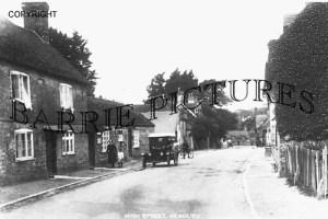 Beaulieu, High Street c1930