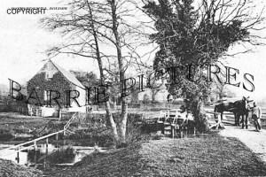 Boldre, Haywards Mill c1890