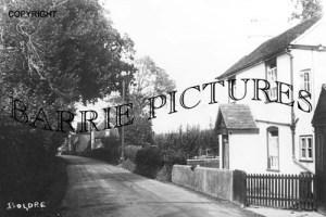 Boldre, Village c1920