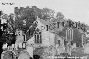 Boldre, St Johns Church c1900