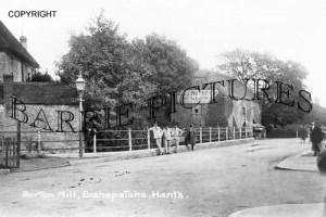 Bishopstoke, Borton Mill c1920