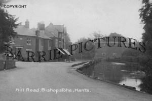 Bishopstoke, Mill Road c1920