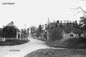 Littleton, Village c1920