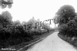 Ampfield, Village c1910