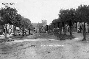 Alresford, Broad Street c1910