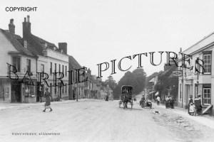 Alresford, West Street c1920
