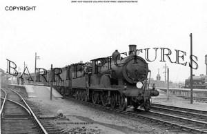 Basingstoke, Station c1945