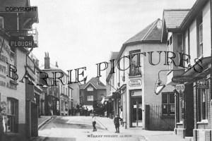 Alton, Market Street c1910