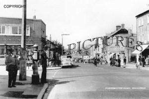 Woolston, Portsmouth Road c1965
