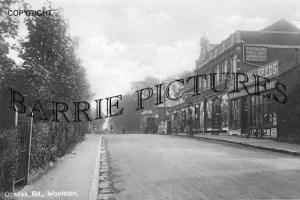 Woolston, Obelisk Road c1910