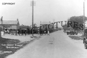 Blackfield, The Cross Roads c1945