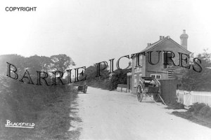 Blackfield, Village c1910