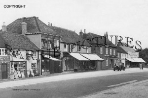 Botley, The Square c1945