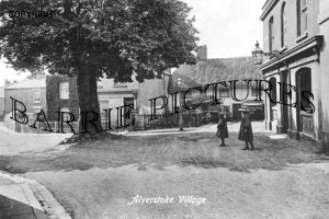 Alverstoke, Village c1910
