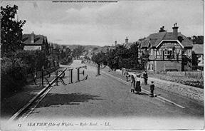 Seaview, Ryde Road c1910