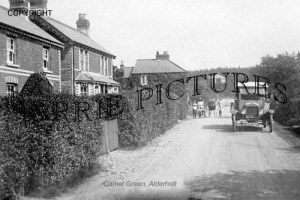 Alderholt, Camel Green c1920