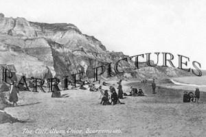 Alum Chine, Beach c1910