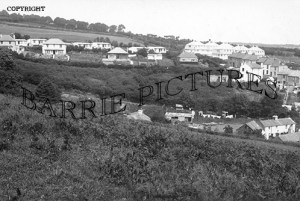 Bittaford, New Estate c1920
