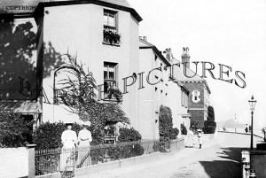 Budleigh Salterton, c1900
