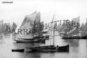 Brixham, Trawlers 1868