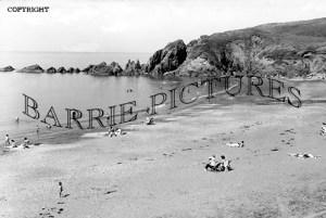 Challaborough, Beach c1960