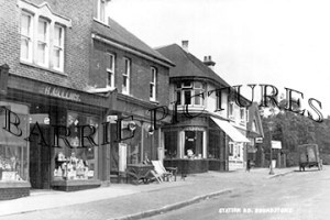 Broadstone, Station Road c1930