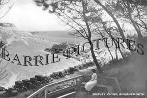 Bournemouth, Durley Chine c1930