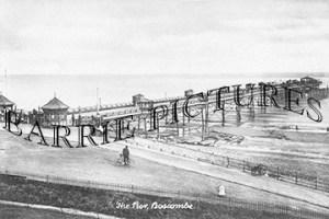 Boscombe, Pier c1900