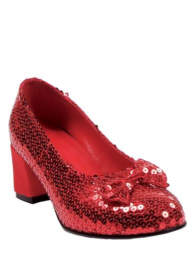 DOROTHY'S RUBY SLIPPERS - Red Dorothy Shoes, Red Shoes Dorothy