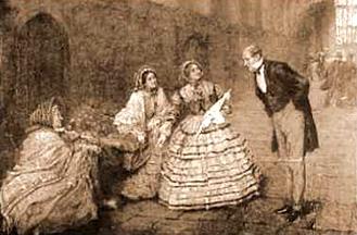 Elizabeth Garrett & John S. Mill