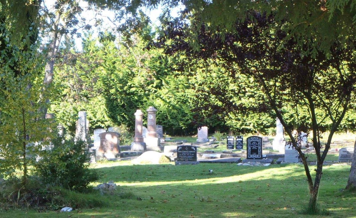 Victoria Jewish Cemetery