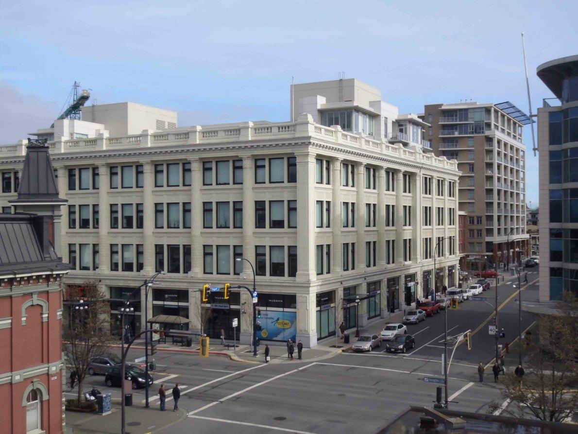 The Hudson, 1701 Douglas Street in 2016