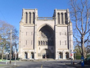 Christ Church Cathedral, 930 Burdett Street, Victoria, B.C.