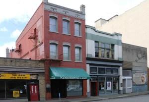 908 and 910 Gordon Street