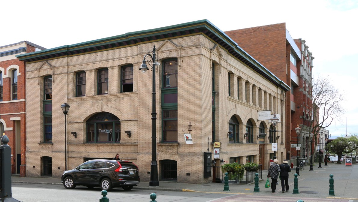 45 Bastion Square, the Law Chambers (photo: Victoria Online Sightseeing Tours)