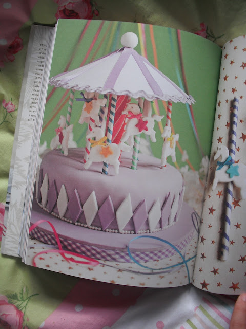 The Birthday Cake Book Fiona Cairns