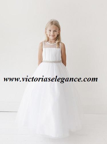 Tulle dress @ victoriaselegance.com