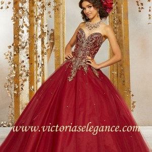 38710037b8 Quinceanera Ball Gown – Page 24 – Victoria s Elegance Quinceañera ...